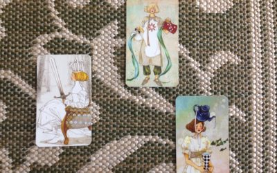 Your inner world, your outer world (a spread + a collective reading)