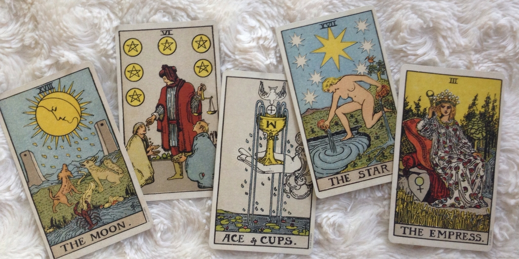 Five tarot cards to meditate on for tough times