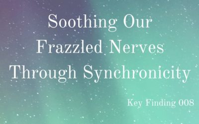 Soothing Our Frazzled Nerves through Synchronicity (Key Finding 008)