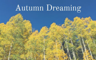 Autumn dreaming: where I've been + what's coming next
