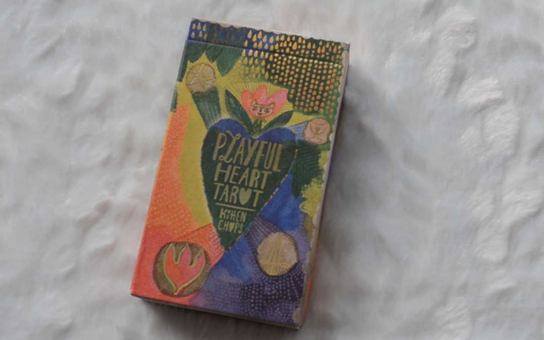 The Playful Heart Tarot Unboxing + First Impressions