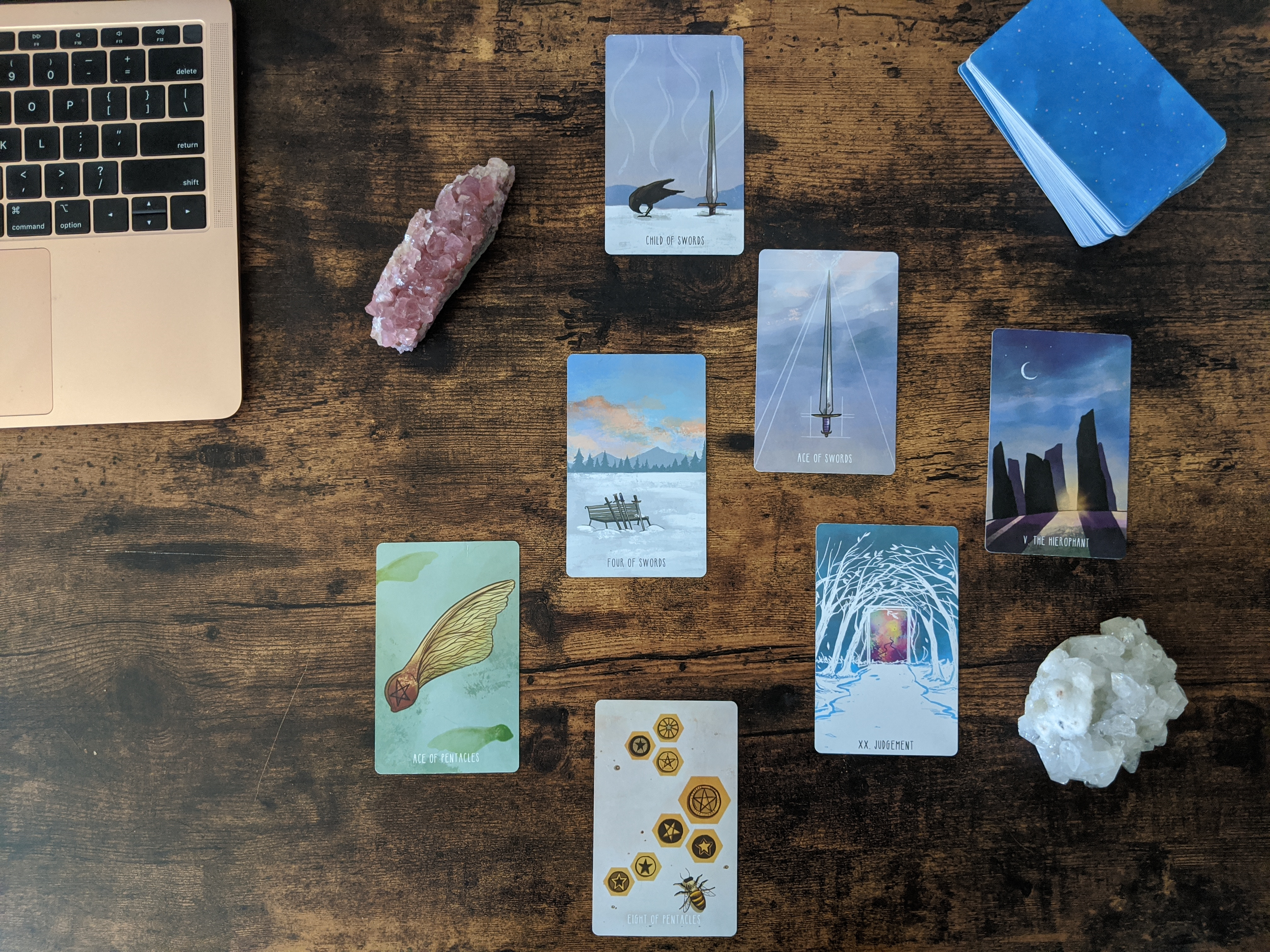An Equinox Tarot Reading for the Collective